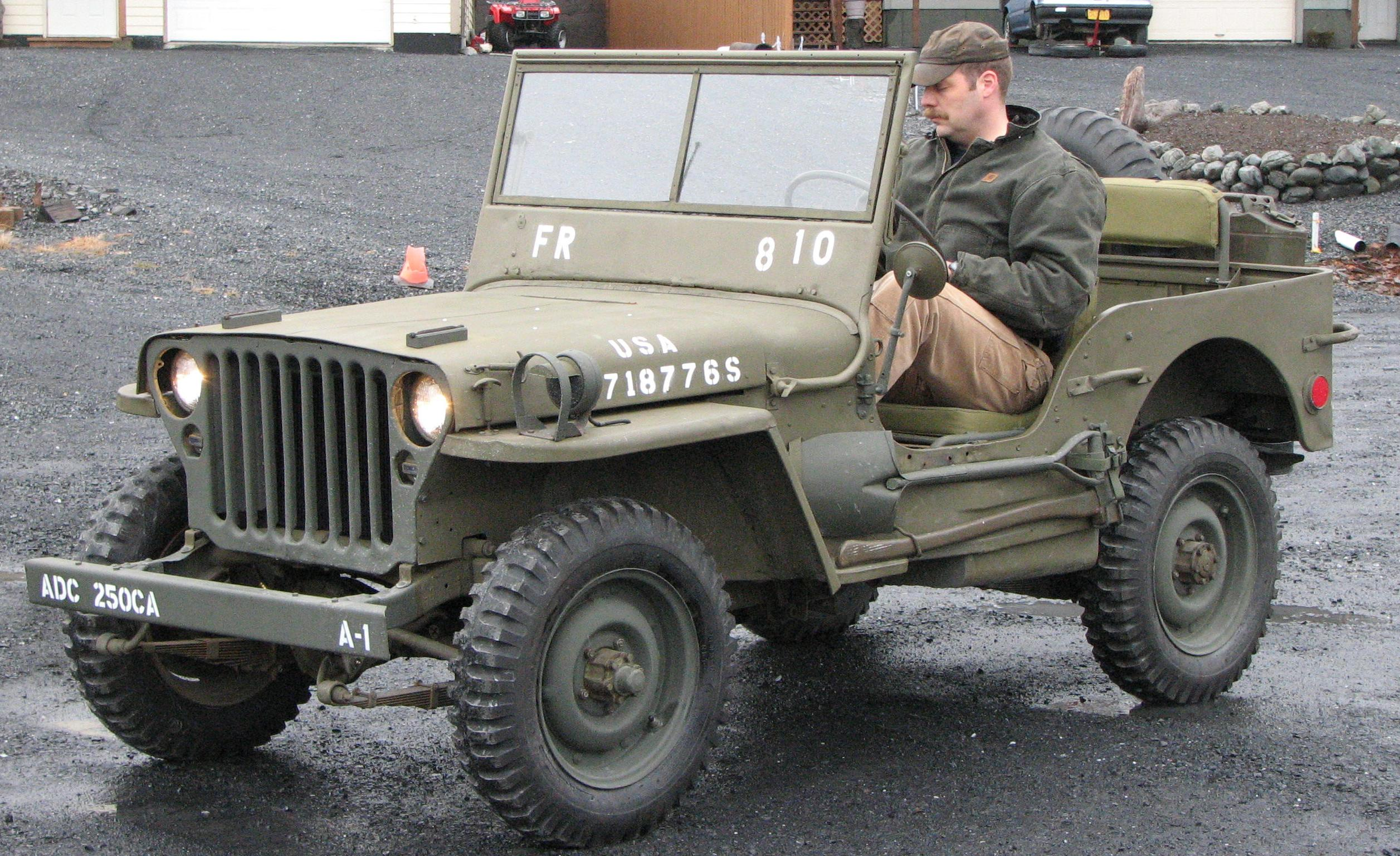 Jeep Willys #5