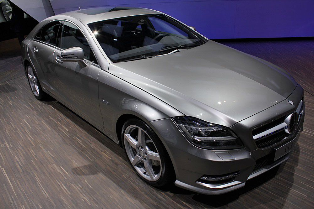 2012 Mercedes Benz CL #4