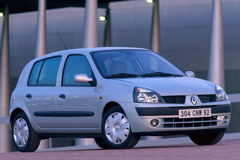2003 renault clio photos informations articles. Black Bedroom Furniture Sets. Home Design Ideas