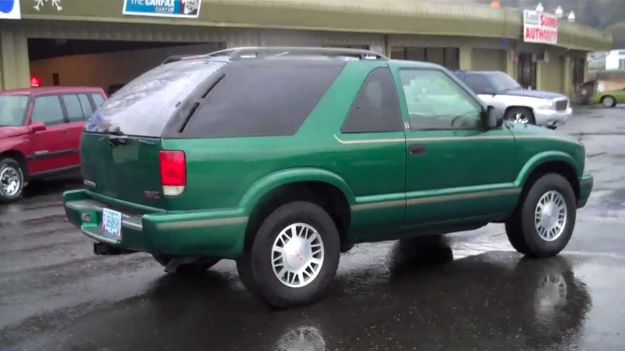 1999 GMC Jimmy #3