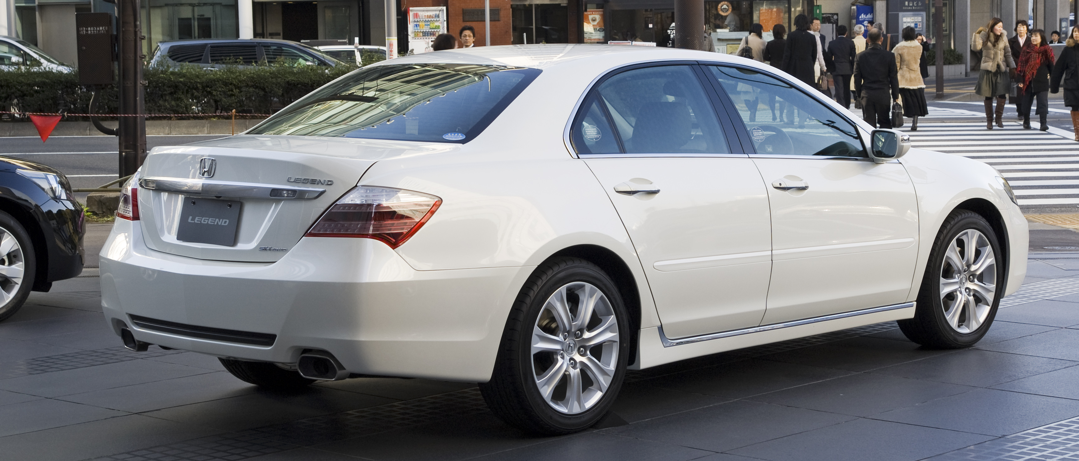2008 Honda Legend #2