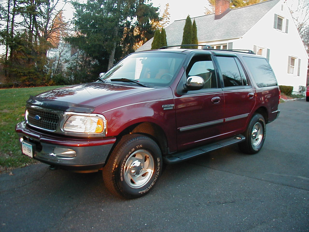 1997 Ford Expedition #14