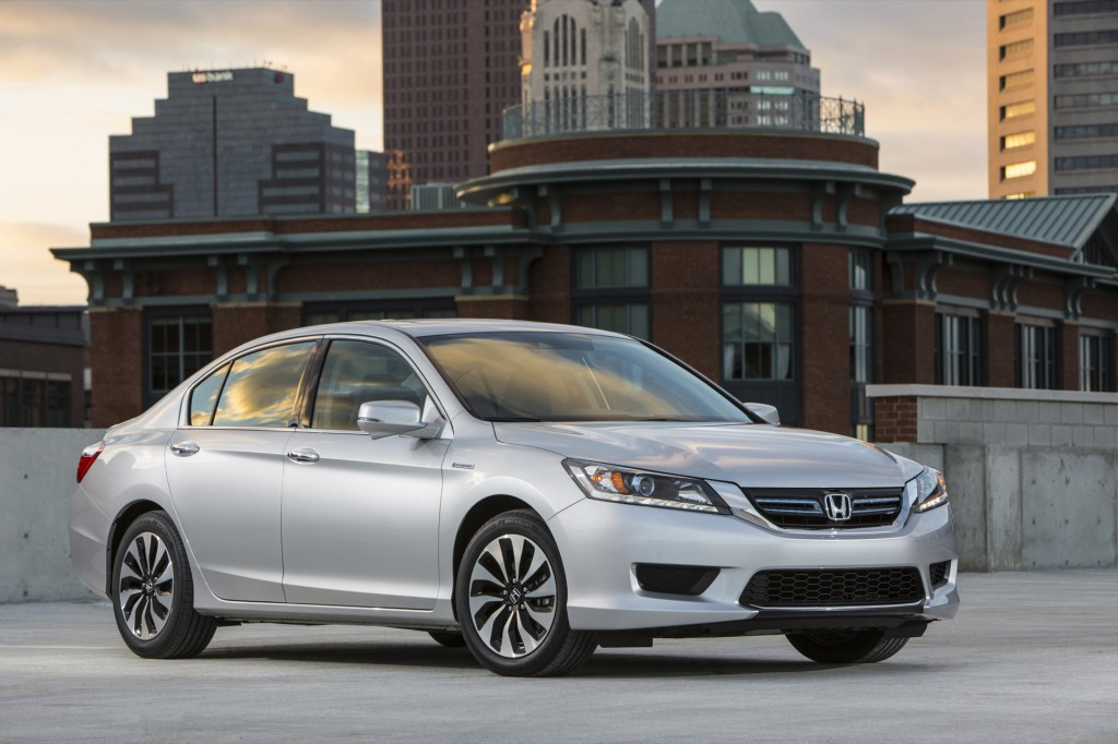 2015 Honda Accord #12