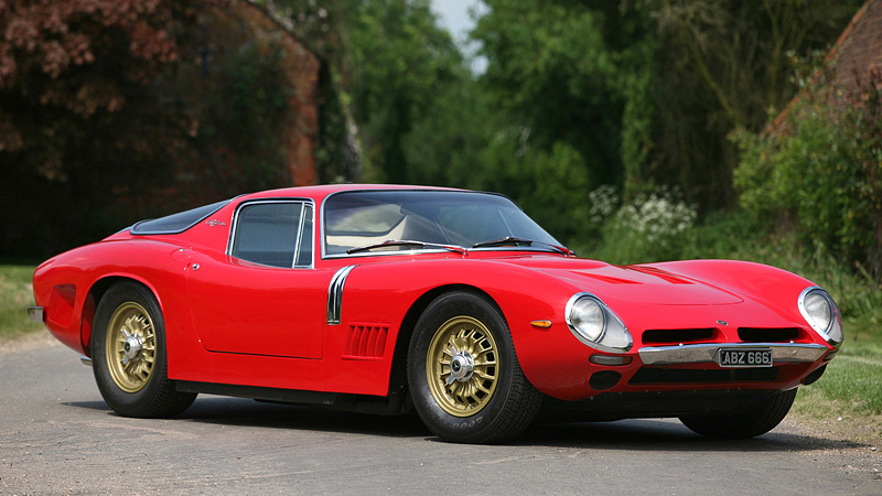 Bizzarrini  #5
