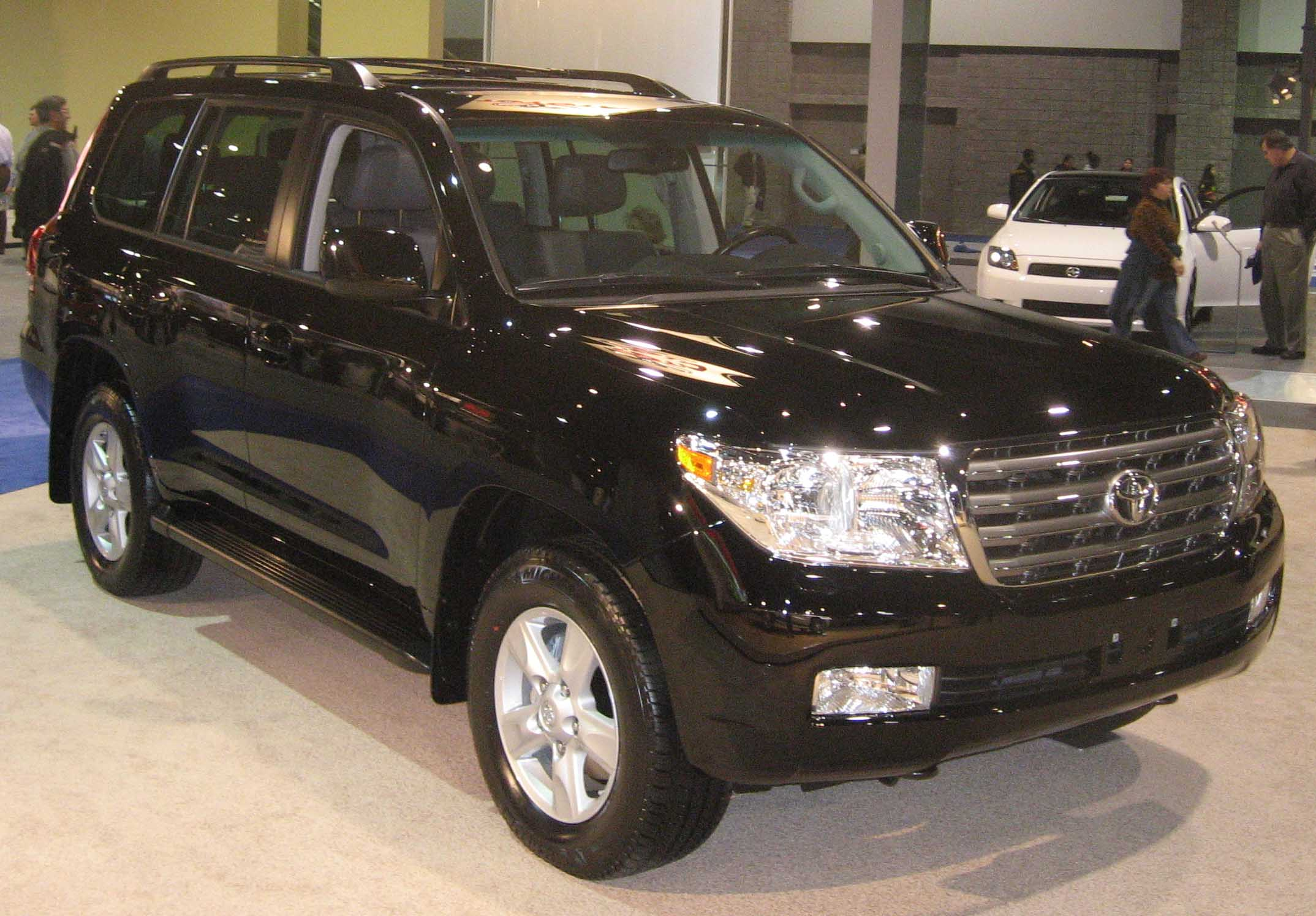 2008 Toyota Land Cruiser #12