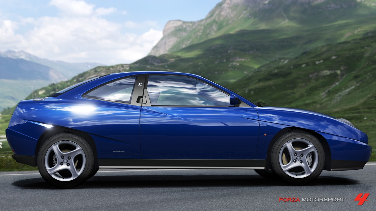 2000 Fiat Coupe #17