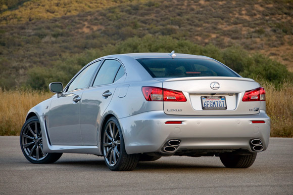 2009 Lexus Is F #18