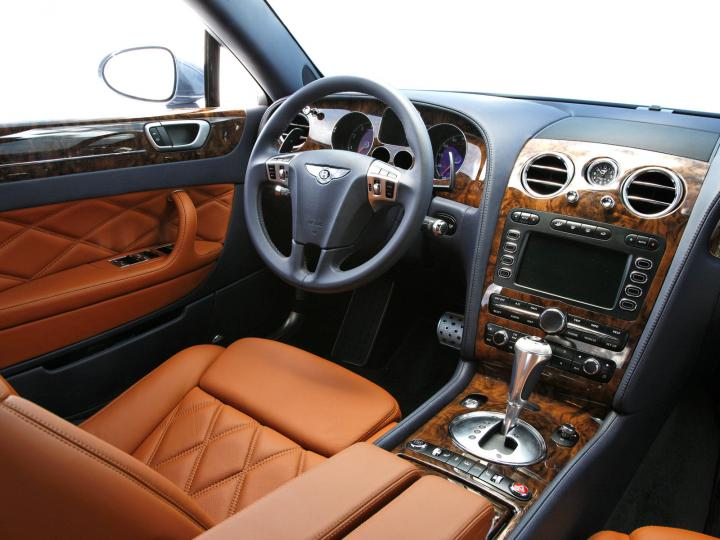 2010 Bentley Continental Flying Spur #10