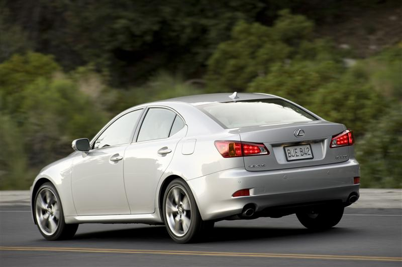 2009 Lexus Is 350 #2