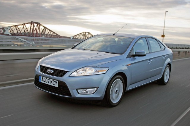 2010 Ford Mondeo #5