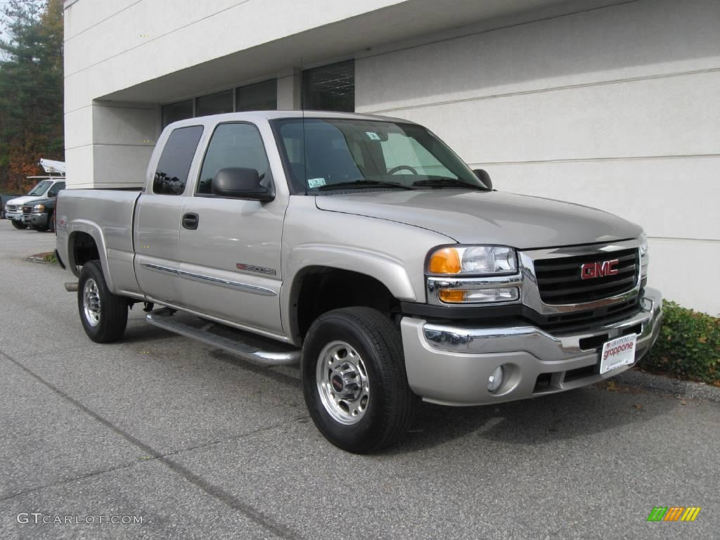 2006 GMC Sierra 2500hd #3