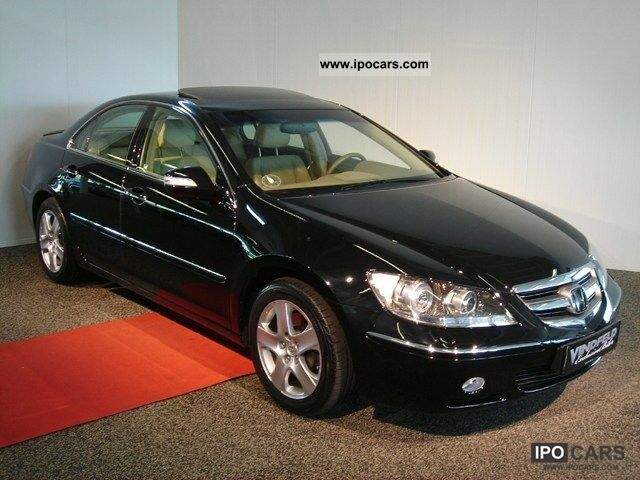 2010 Honda Legend #7