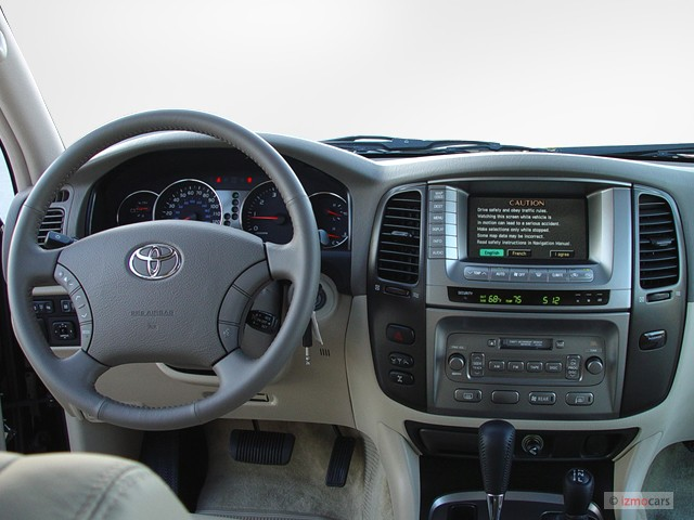2003 Toyota Land Cruiser #5