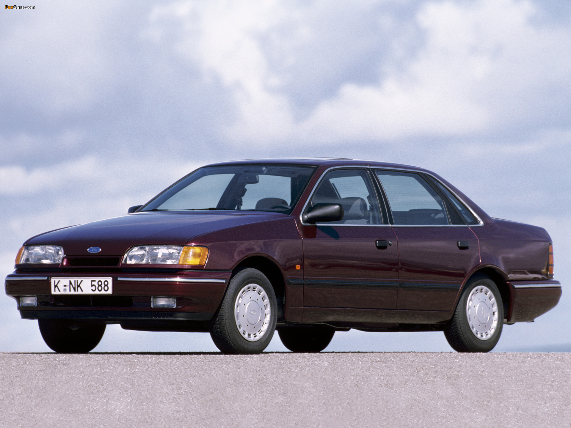 1990 ford scorpio photos informations articles. Black Bedroom Furniture Sets. Home Design Ideas