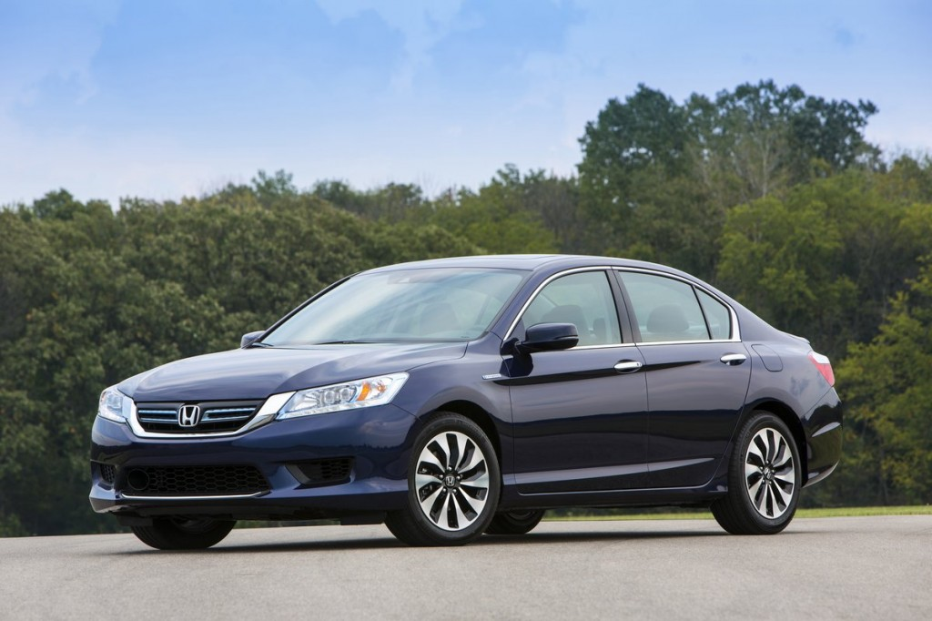 2014 Honda Accord #5