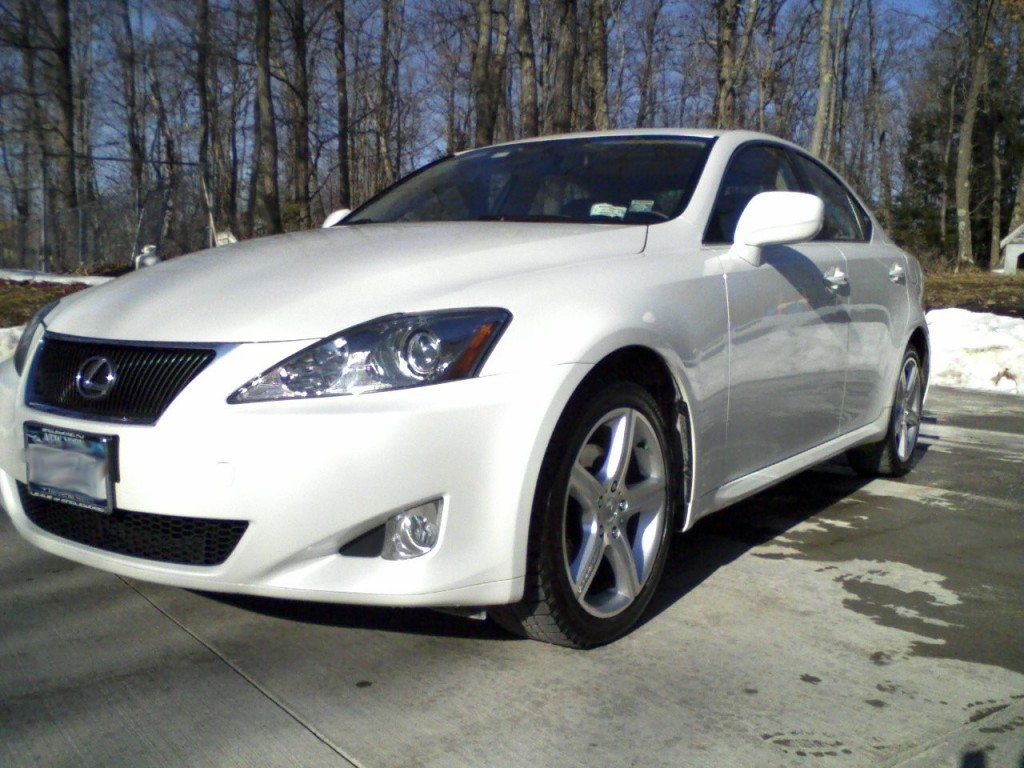 2012 Lexus Is 250 #13