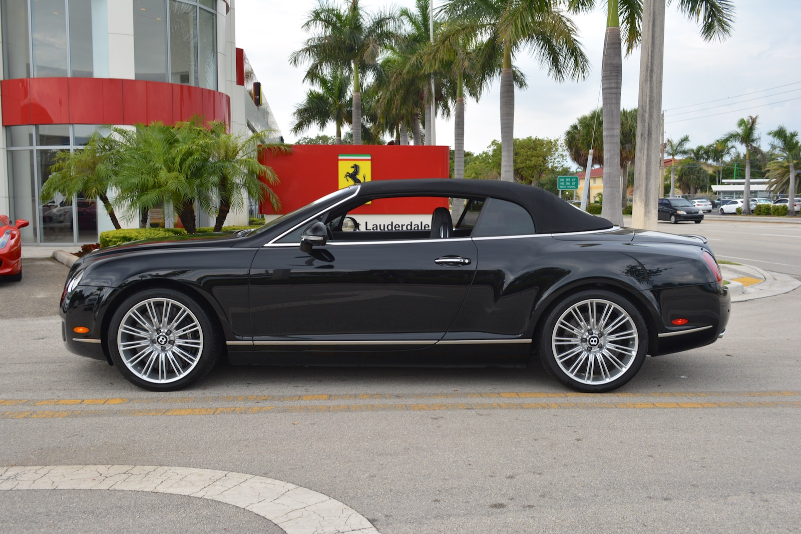 2011 Bentley Continental Gtc Speed #15