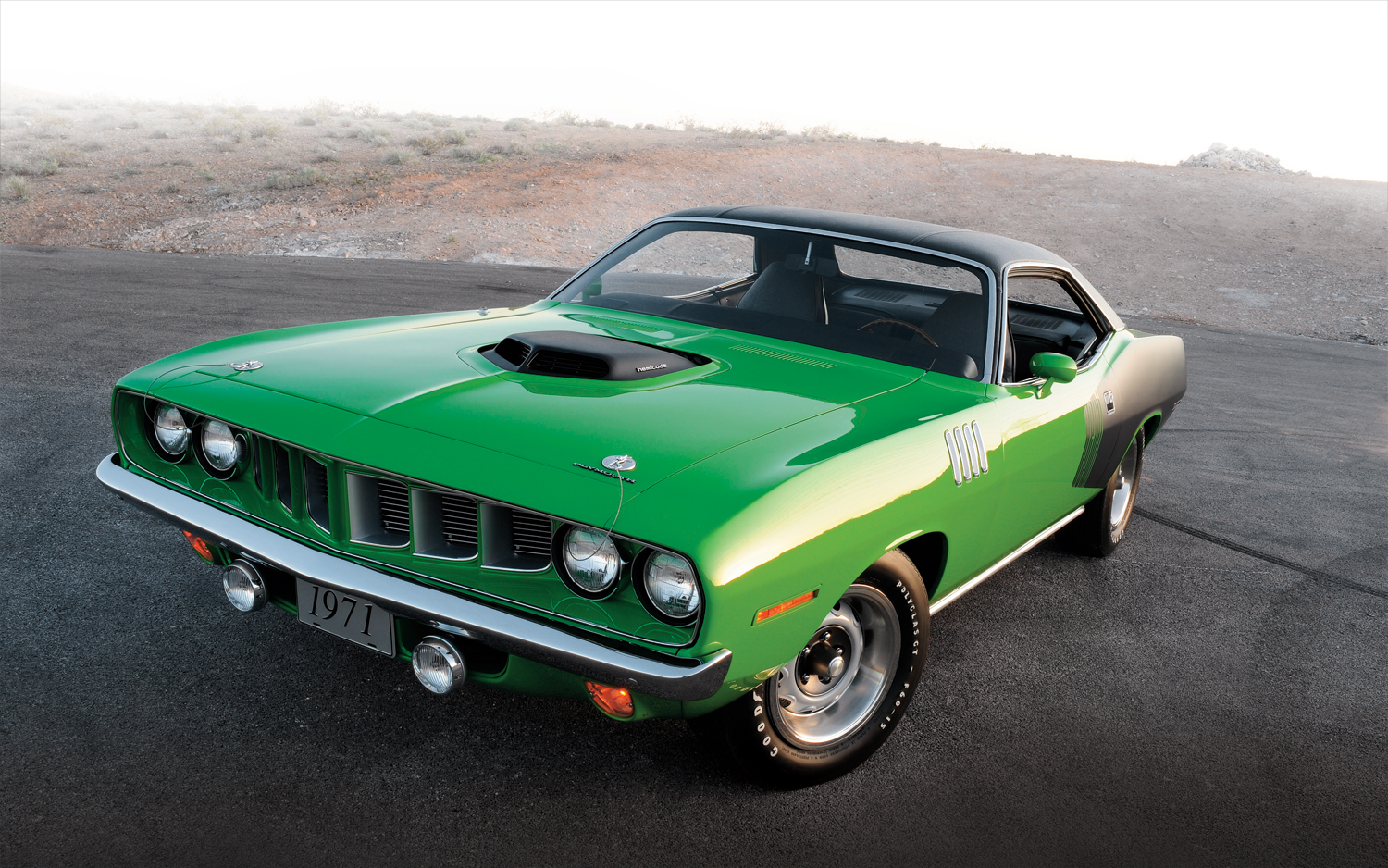 Plymouth Barracuda #3