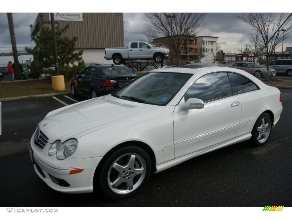 2004 Mercedes-Benz CLK #11