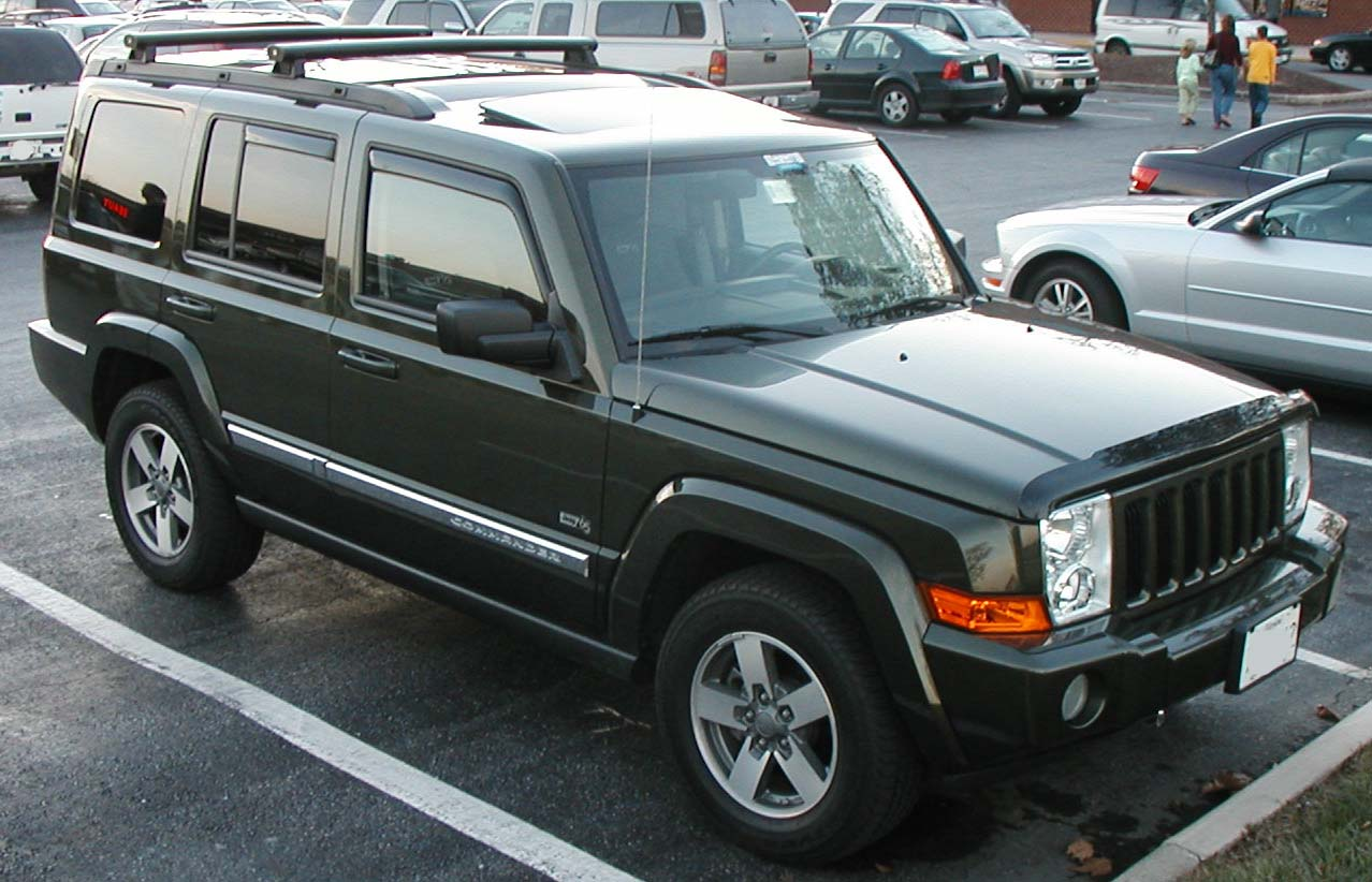 Jeep Commander #13