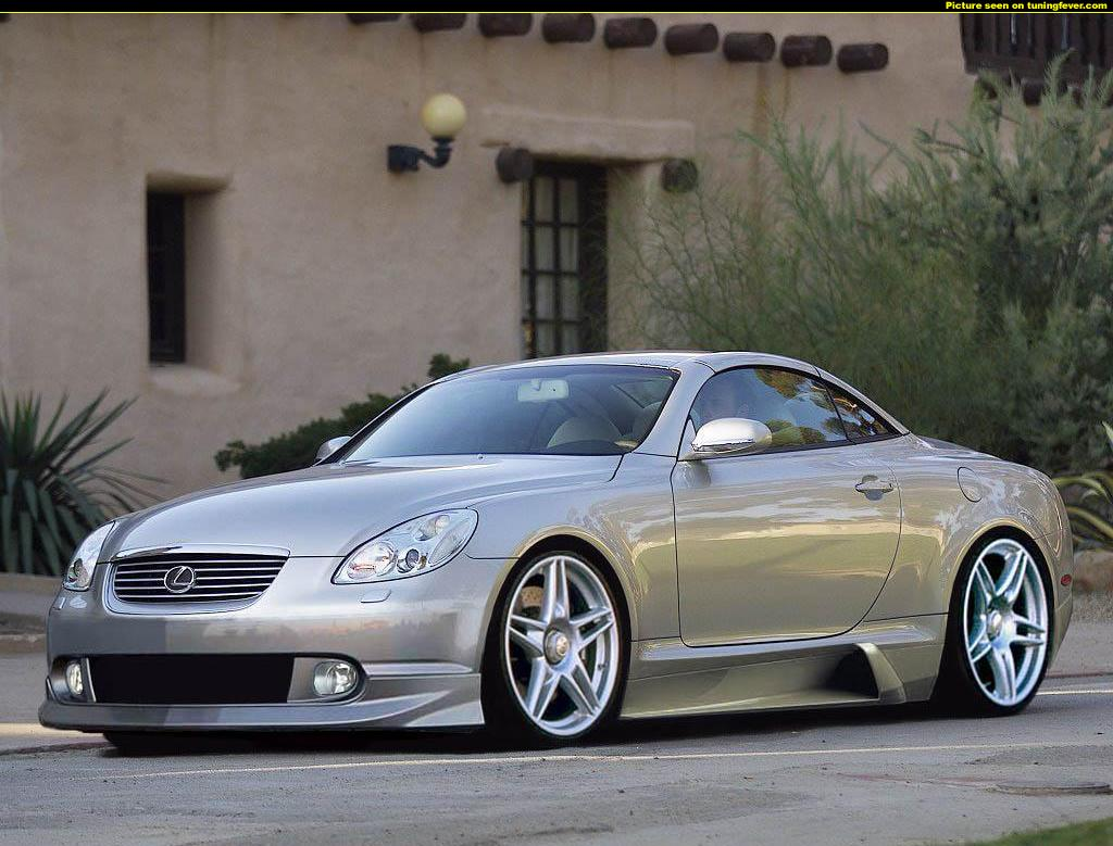 2006 lexus sc 430 photos informations articles. Black Bedroom Furniture Sets. Home Design Ideas