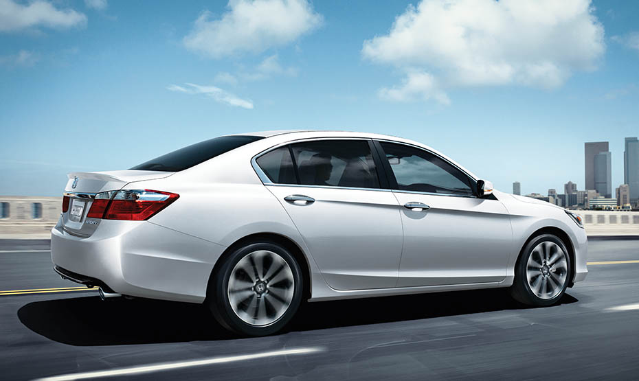 2014 Honda Accord #14