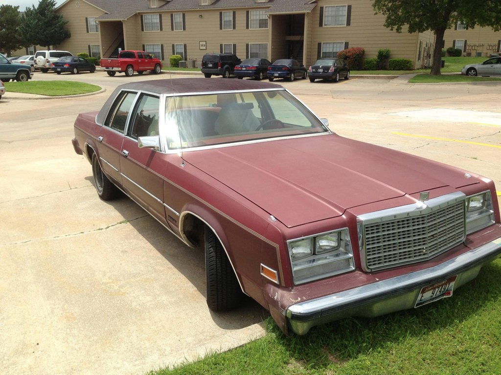 1979 Chrysler Newport #7