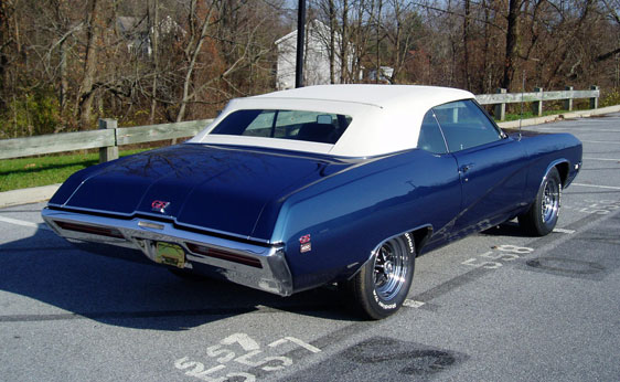 1969 Buick GS #9