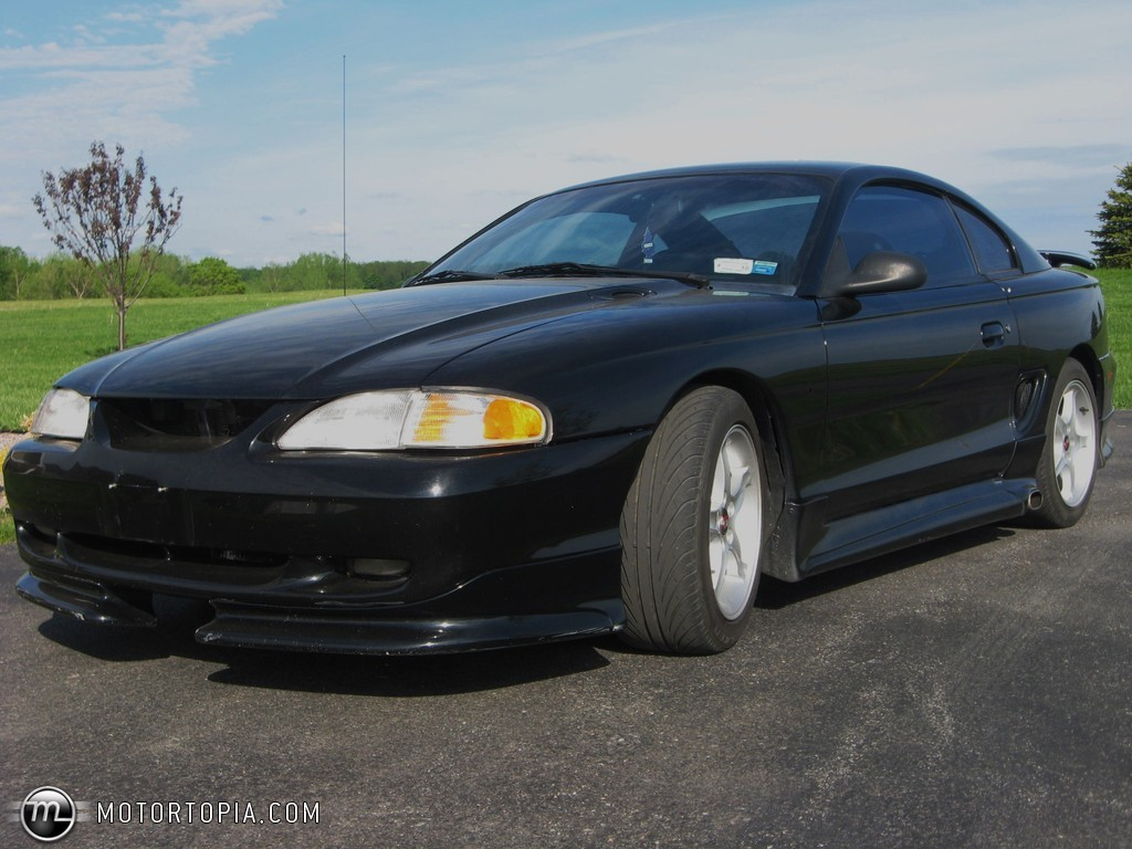 1995 Ford Mustang #14