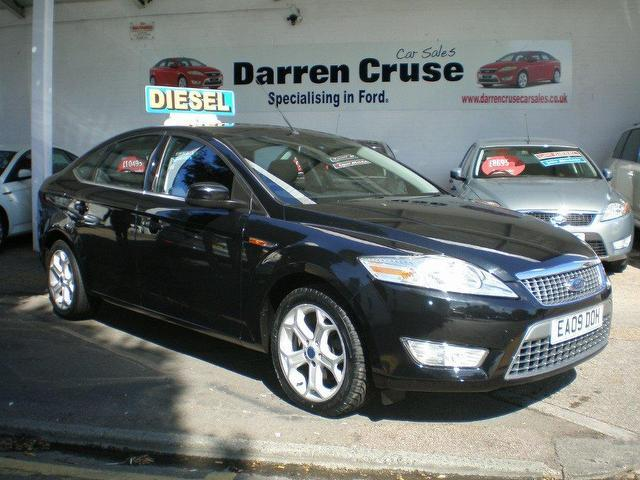 2009 Ford Mondeo #6