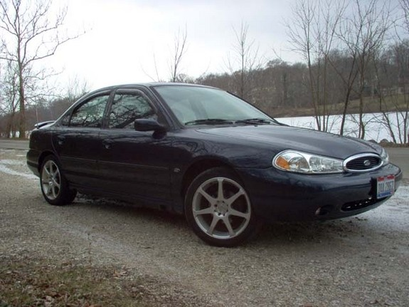 1999 Ford Contour #13