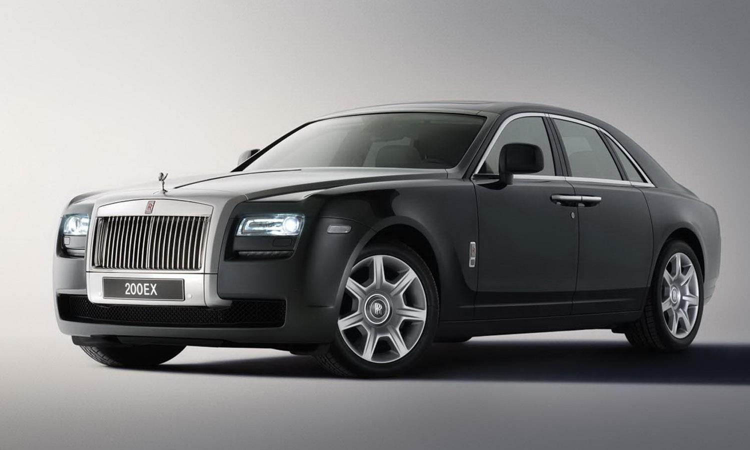 2010 Rolls Royce Ghost #4