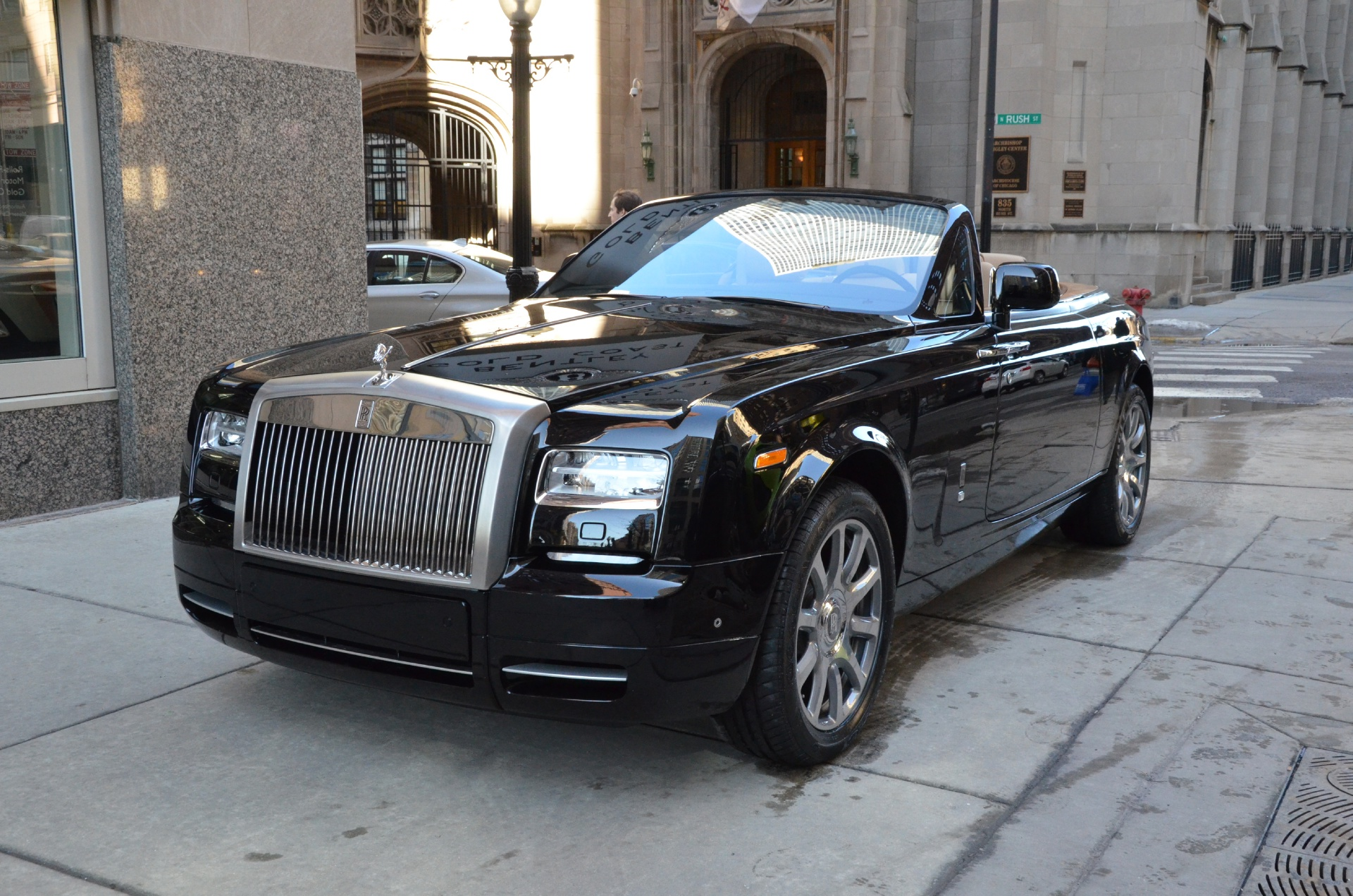 2014 Rolls royce Phantom Drophead Coupe #6