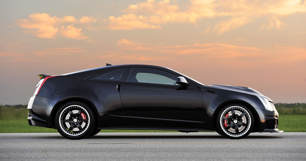 2013 Cadillac Cts-v Coupe #2