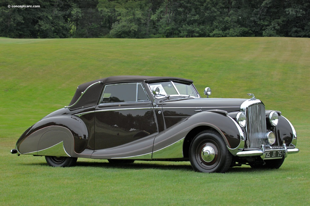 Bentley Mark VI #8