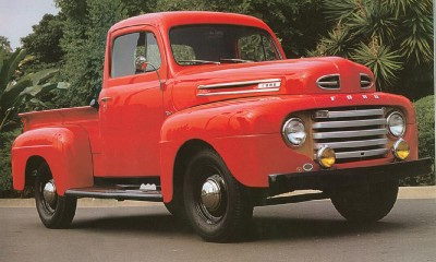 1952 Ford F #2