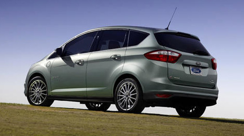 2012 Ford C-Max #3