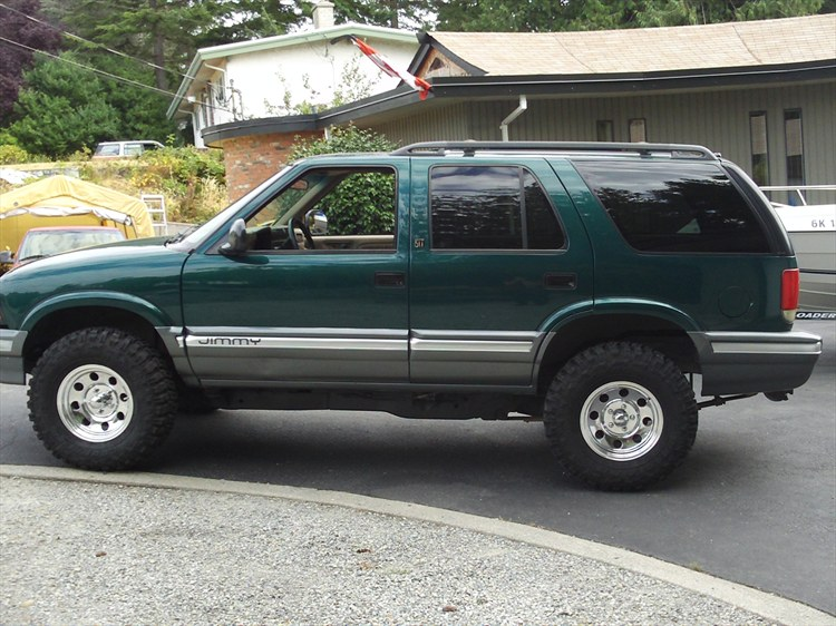 1997 GMC Jimmy #10
