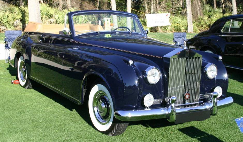 1959 Rolls royce Silver Cloud #9