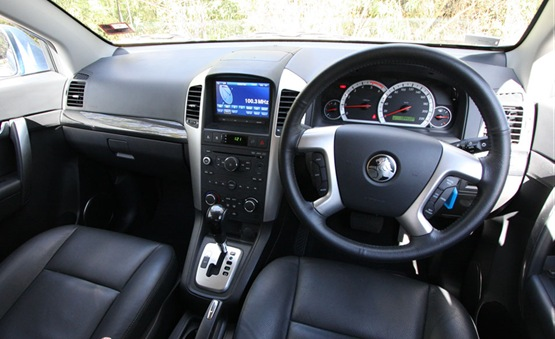 2012 Holden Captiva #7