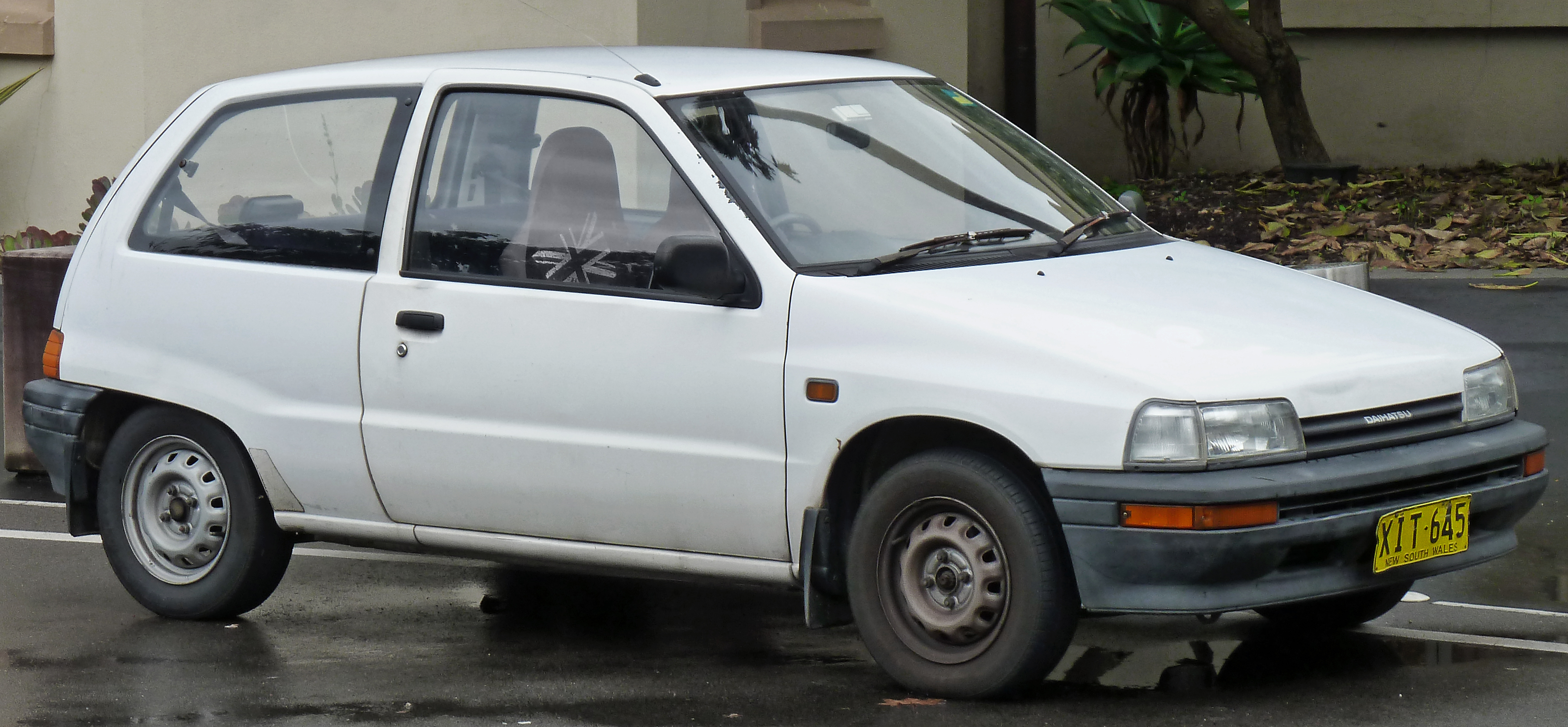 1991 Daihatsu Applause #5