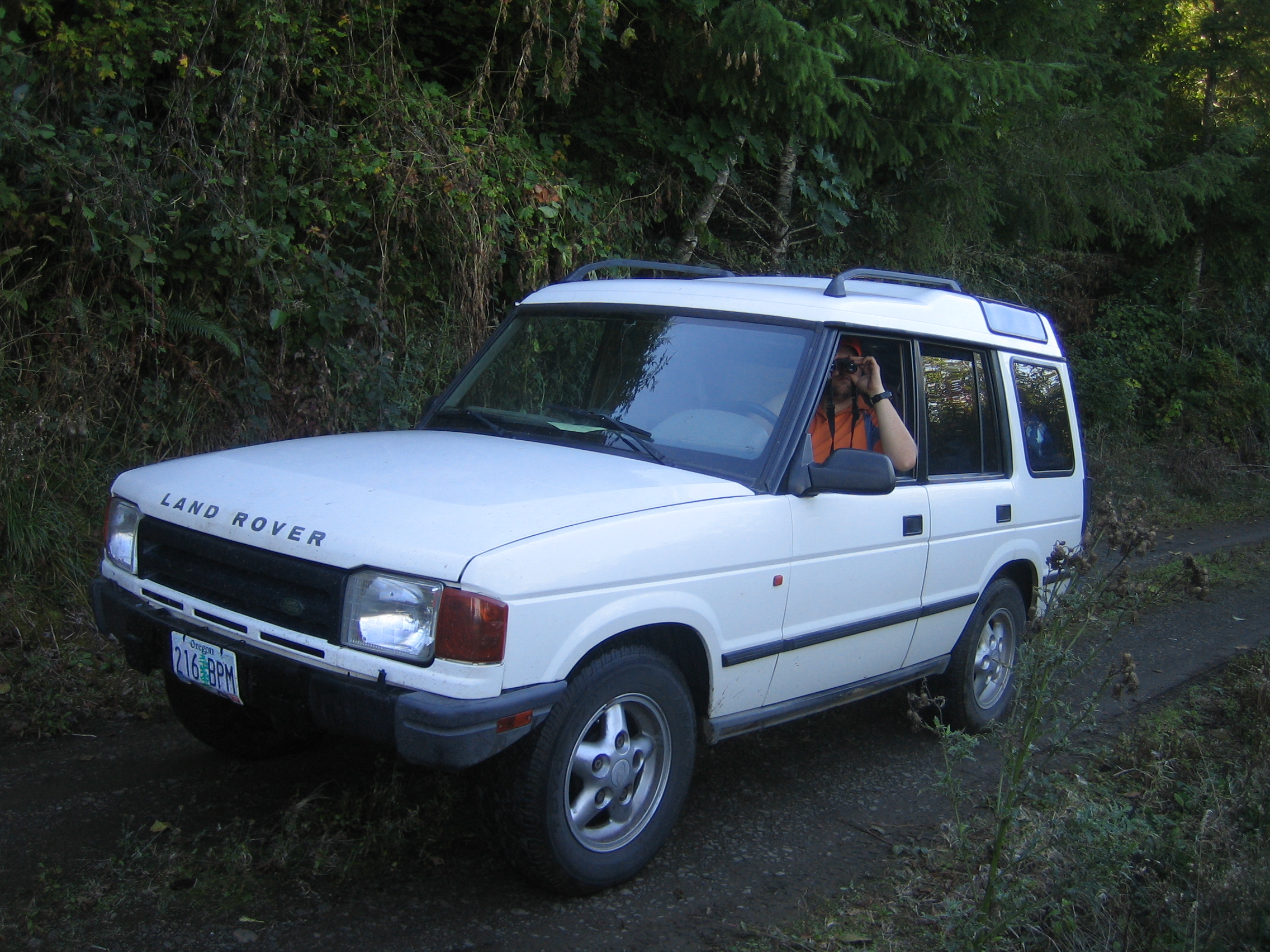 1995 Land Rover Discovery #4