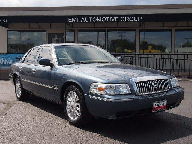2009 Mercury Grand Marquis #6