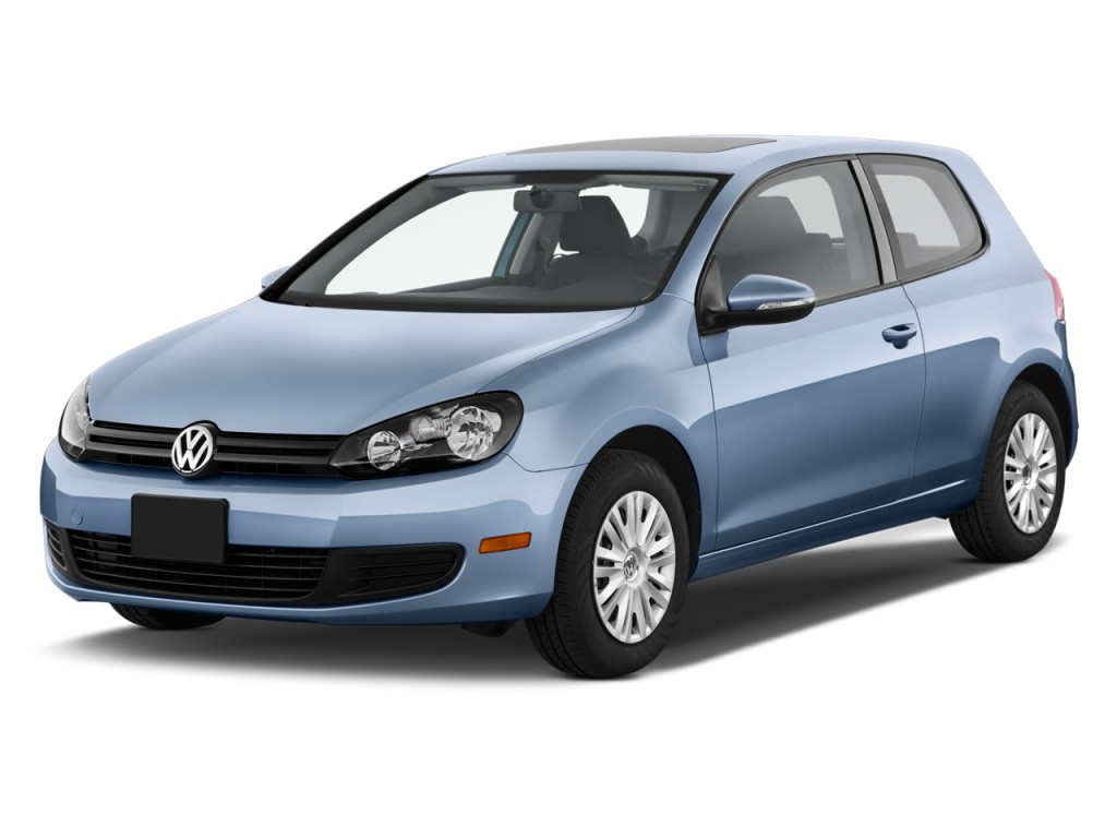 2012 Volkswagen Golf #6