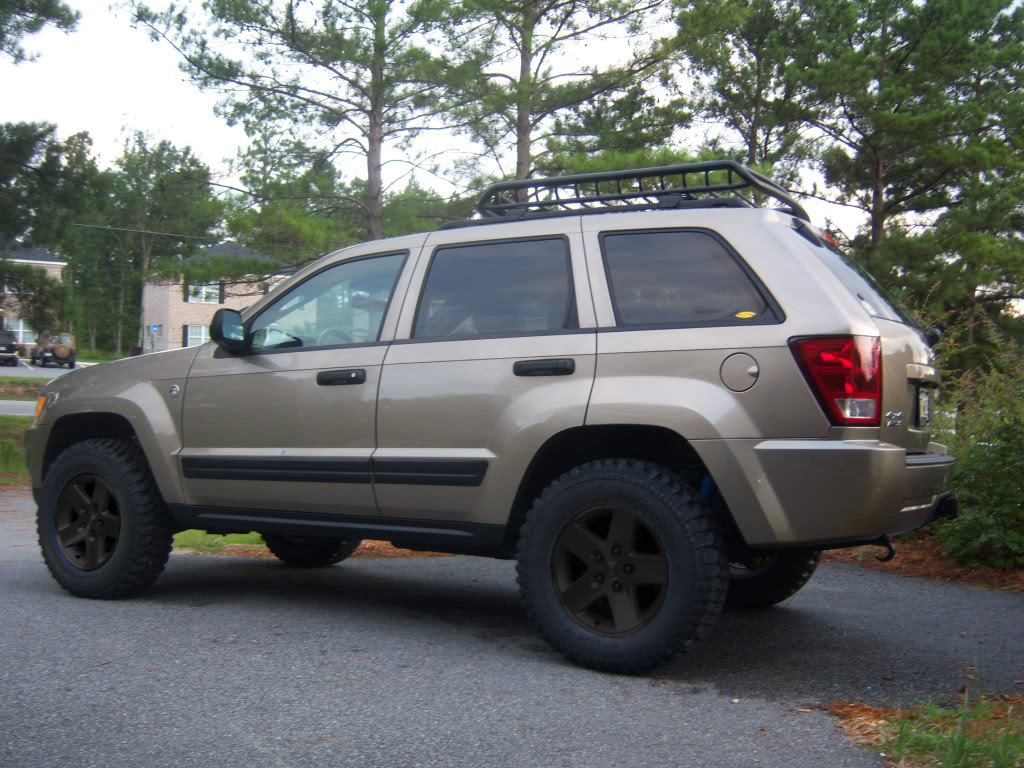 2006 Jeep Grand Cherokee Photos Informations Articles 1999 6 Inch Lift 9