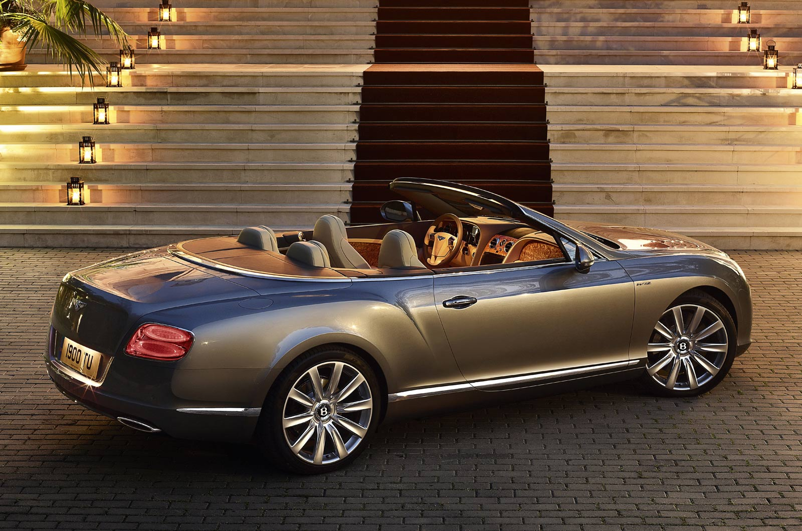 Bentley Continental Gtc #2