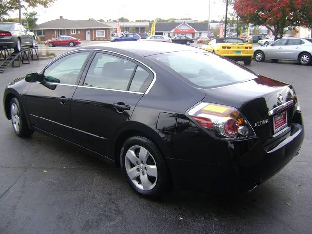 2007 Nissan Altima Photos Informations Articles Bestcarmag