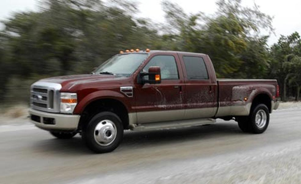 2008 Ford F-350 Super Duty #2