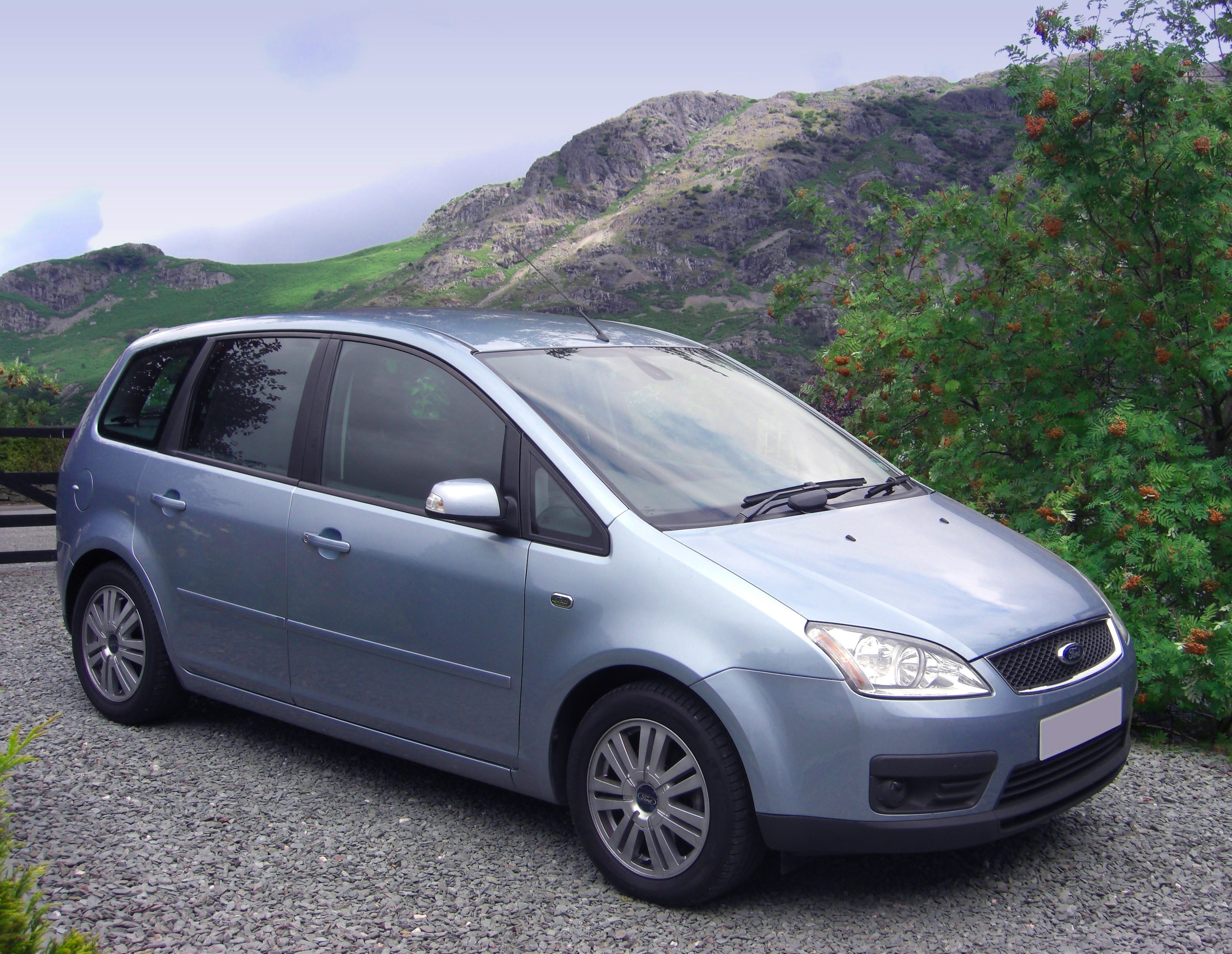 2007 Ford C-MAX #1