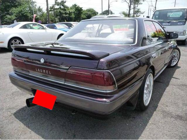 1990 Nissan Laurel #7